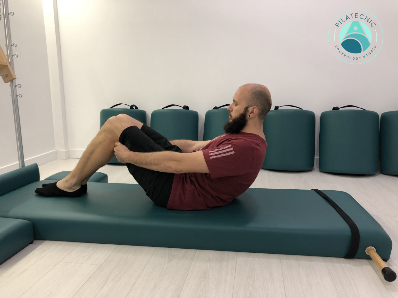 Pilates nivel iniciación