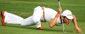golf pilates twist